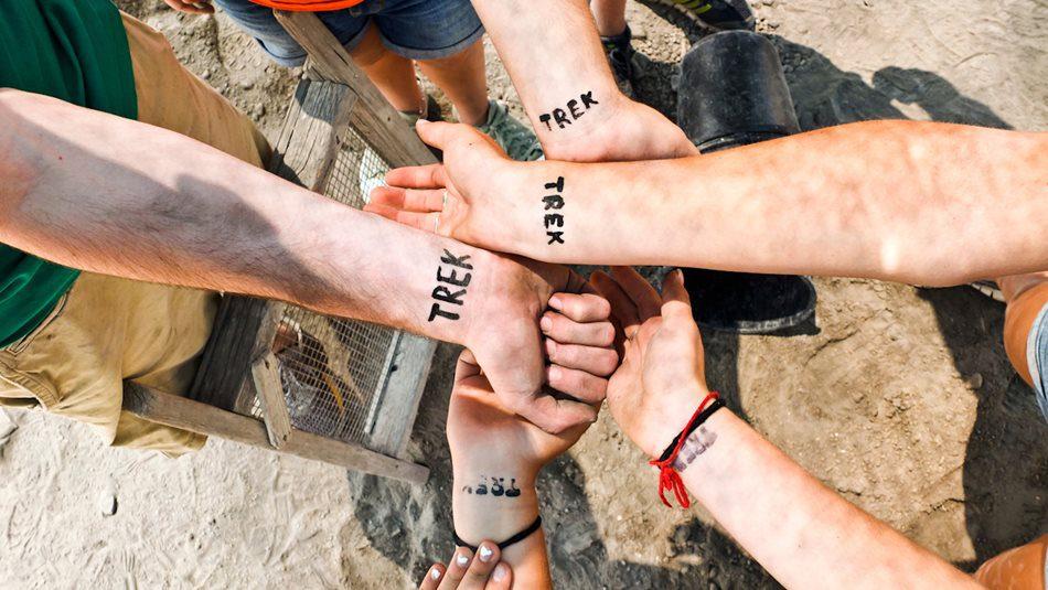 Trek-Unity